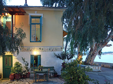 Mairi Lina Rooms Accommodation Kala Nera Magnesia Greece